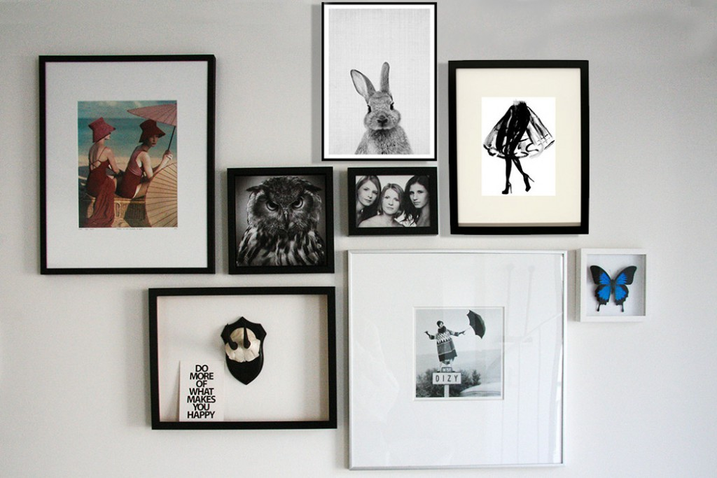Gallery Wall additions