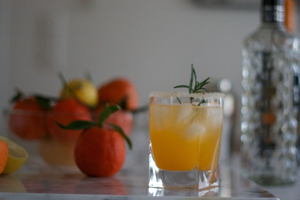 Clementine Cocktail Top