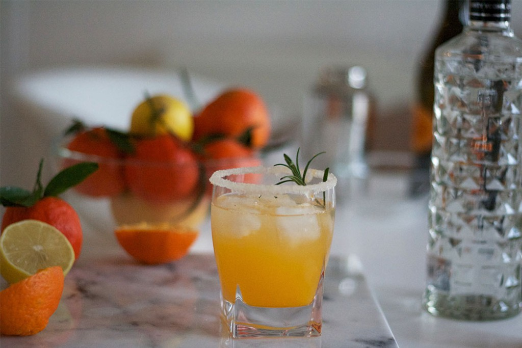 Clementine Cocktail