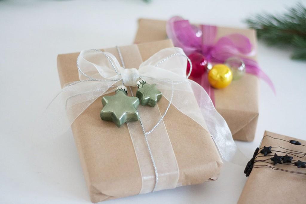 Geschenkverpackung selber machen DIY basteln B L O G