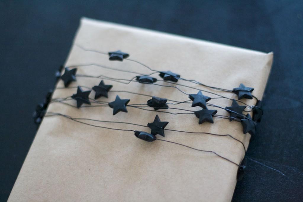 Geschenkverpackung männlich Weihnachten Geschenk für den Freund do-it-yourself basteln Blog