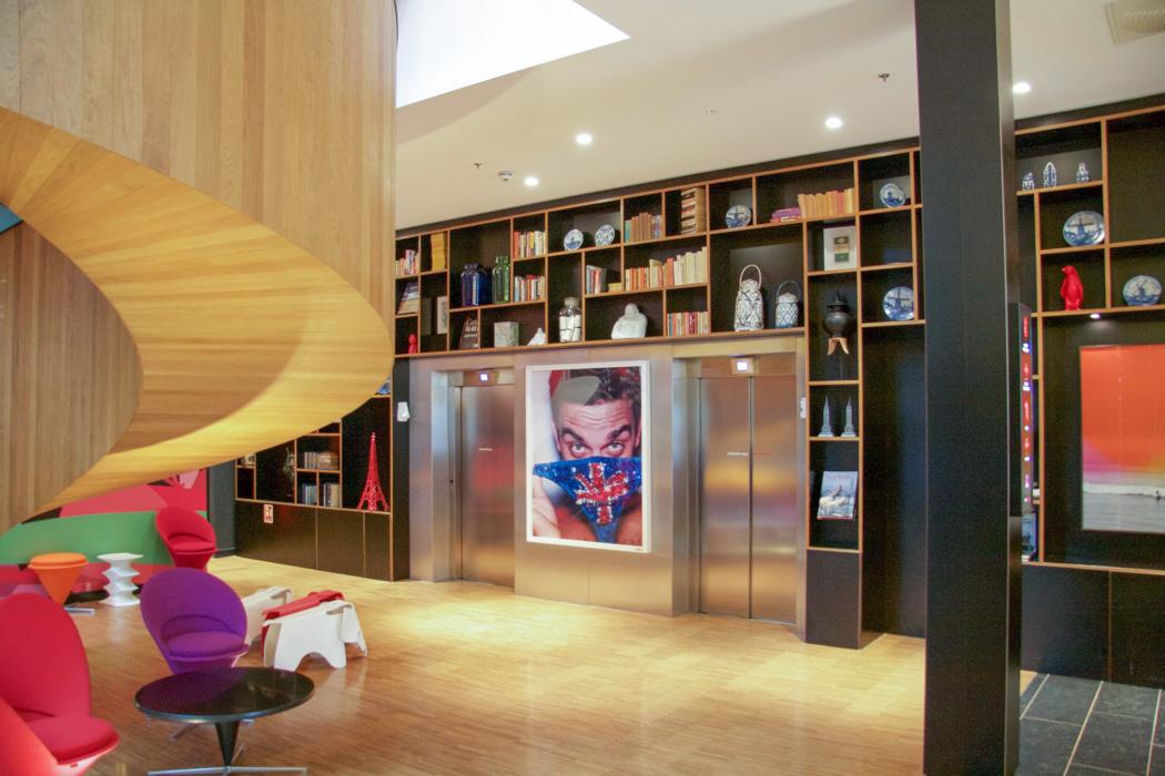 Hotel Bericht: Citizen M Boutique Hotel London Bankside