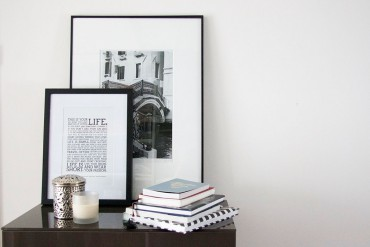 Inspirational prints - Holstee manifesto