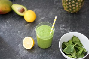 Easy to get - easy to make Green Smoothie