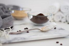 DIY Kaffee Peeling selber machen