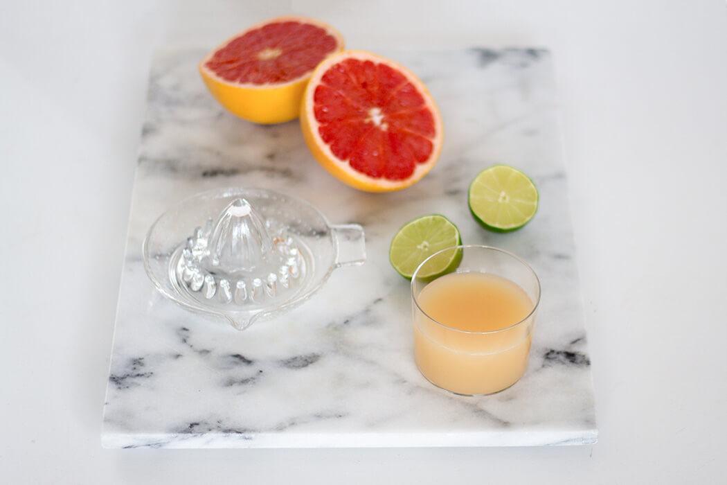 Rezept für Grapefruit Eis am Stil Wassereis Zutaten - lindalovesde
