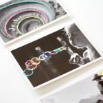 Postkarten besticken DIY - lindaloves.de DIY blog aus Berlin