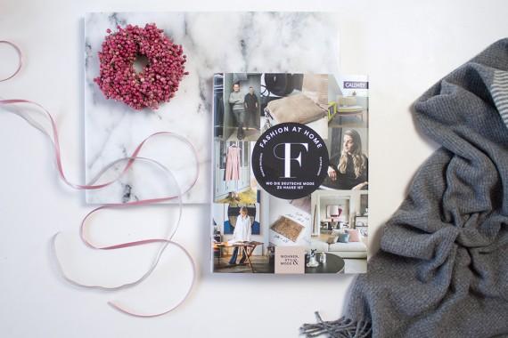 Flatlay Fashion at home Callwey Buch Vorstellung