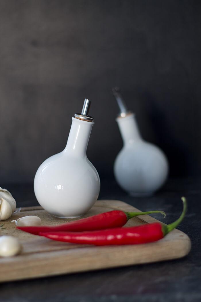 KPM Bulb Kitchen Set Chilliöl selber machen DIY Geschenk