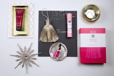 Quasten Parfüm Anhänger von Rituals _ weihnachtliche Dekoration