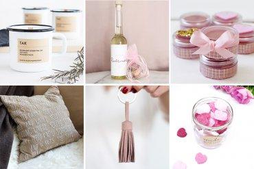 Geschenke zum Muttertag selber machen - DIY Ideen von Do-it-yourself Blogs
