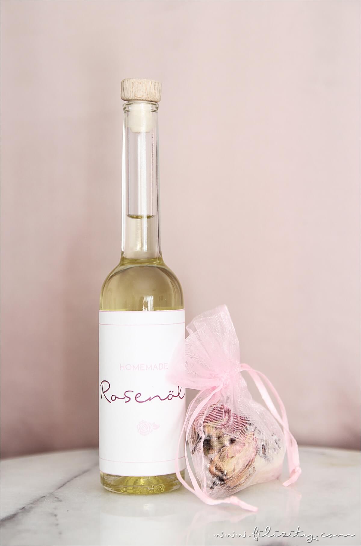 beauty diy rosenoel rose body oil koerper-oel haut-pflege valentinstag geschenk filizity Muttertagsgeschenk_selbermachen