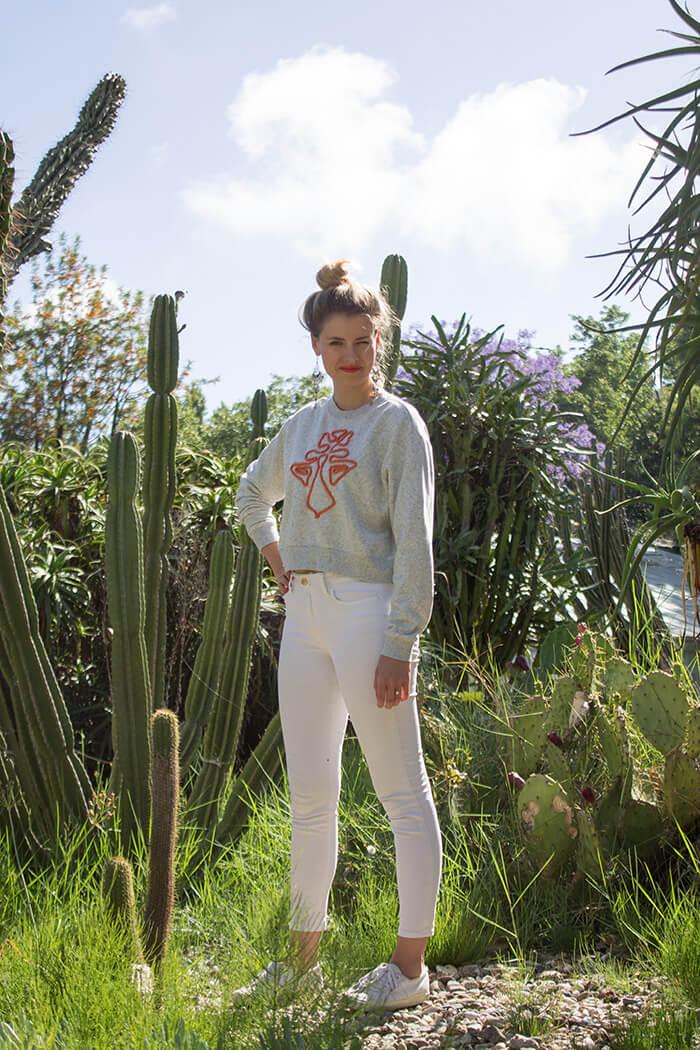 DIY Mode Fashion Blog Linda loves Korde Pullover Anleitung Mode DIY