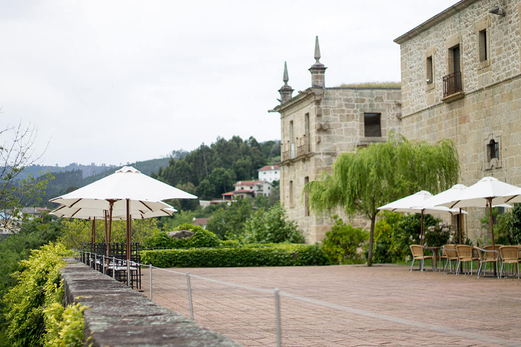 Sticken lernen klosterwochenende im norden portugals for Small leading hotels