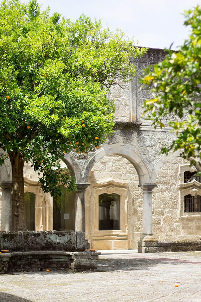 Sticken lernen klosterwochenende im norden portugals for Best small luxury hotels of the world