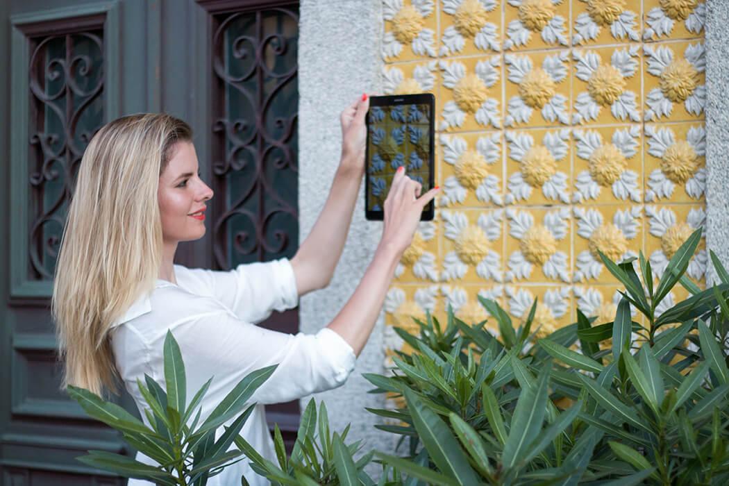 Mandala Ausmalbild Vorlage zum ausmalen - DIY Blog lindaloves.de