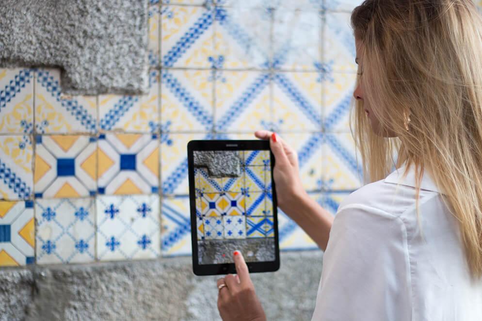 Muster um ausmalen - Ausmalbild für Erwachsene - DIY Blog lindaloves.de