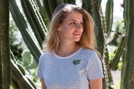 Stickerei Kaktus Sticken lernen Anfänger - DIY blog lindaloves aus Berlin -