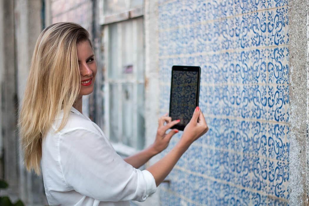 DIY Blog - Fee Mandala Printable - Ausmalbild digitalisieren - Ausmalen für Erwachsene