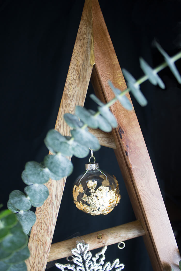 DIY Weihnachten Dekoidee mit Eukalyptus - Do-it-yourself Deko Blog lindaloves.de
