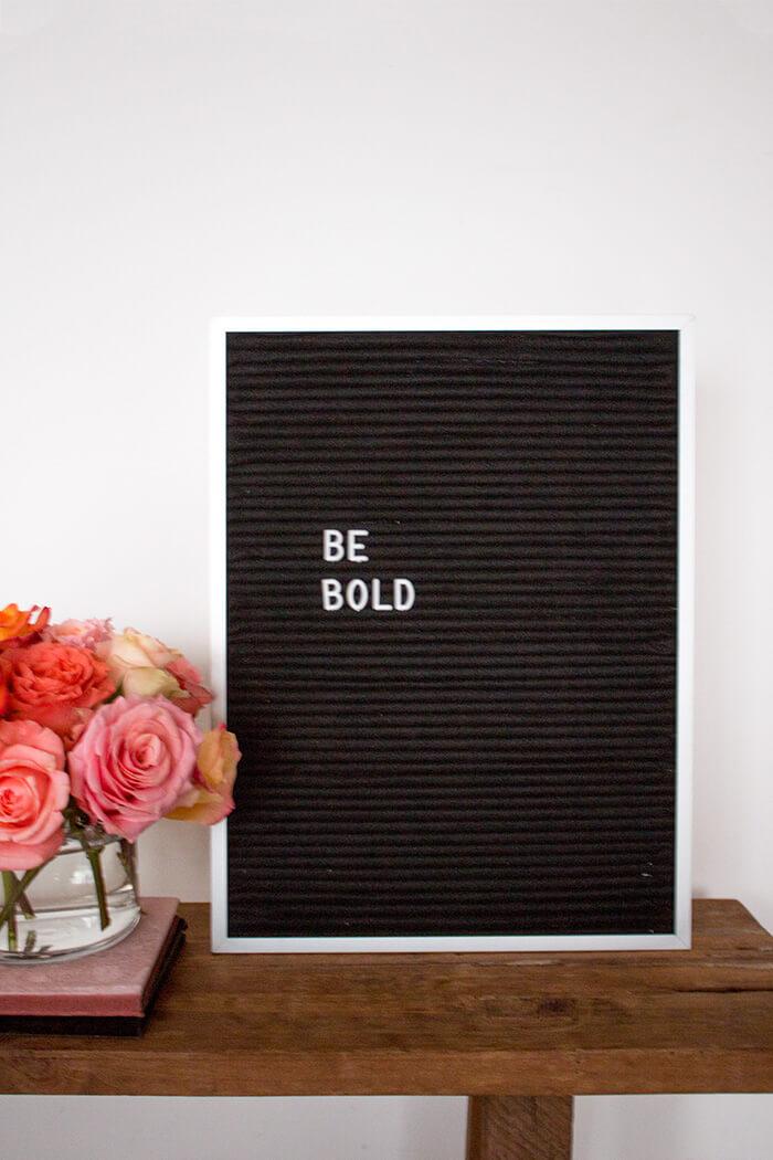 diy letterboard buchstaben tafel selber machen linda loves diy blog diy. Black Bedroom Furniture Sets. Home Design Ideas