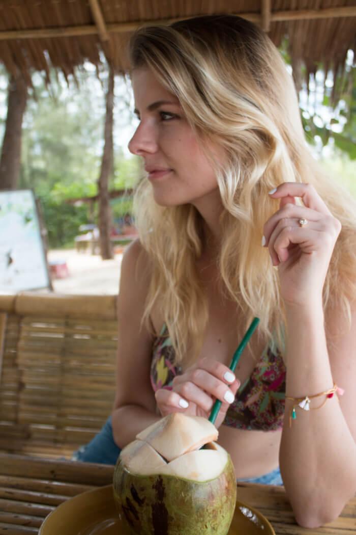 DIY Blog DIY Armband mit Quasten Schmuck selber machen