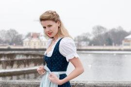 DIY Nagellack Hack Haarschmuck Hochzeits DIY