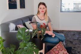 Plantstand Pflanzenständer selber bauen - DIY Anleitung - Blog lindaloves.de